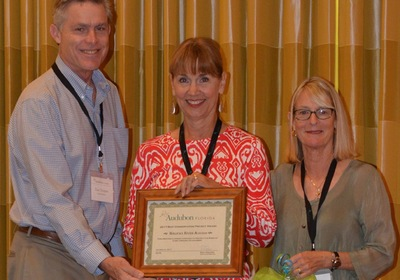 Volusia County Audubon Chapters Honored